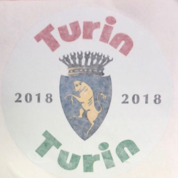 Turin to Turin road trip – June 2018
